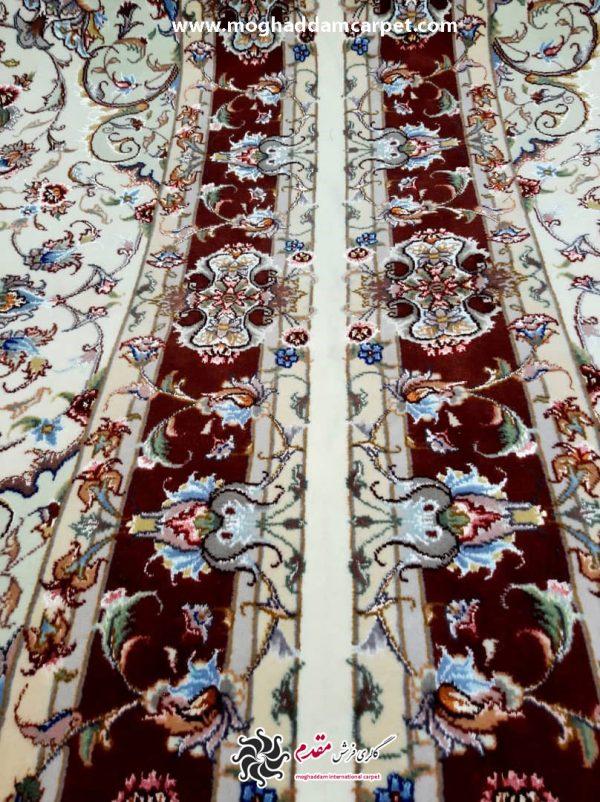 فرش دستباف 6 متری علیا جفت 40 رج