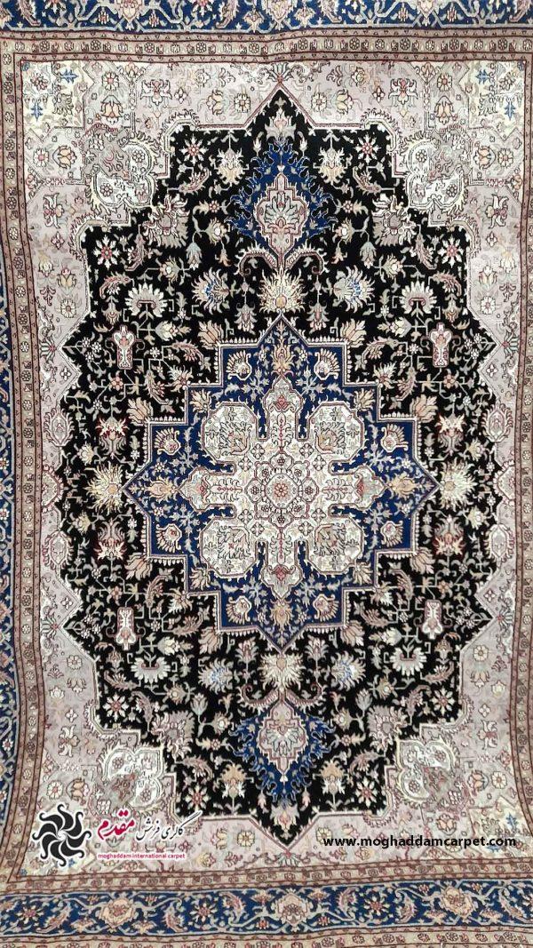 قالیچه دستباف هریس 50 رج